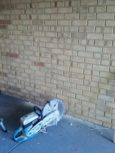 new garage door